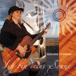 CD Cover Gerlinde Fitzinger