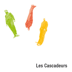 CD Cover Les Cascadeurs